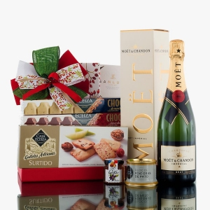 Caja regalo Moet Chandon