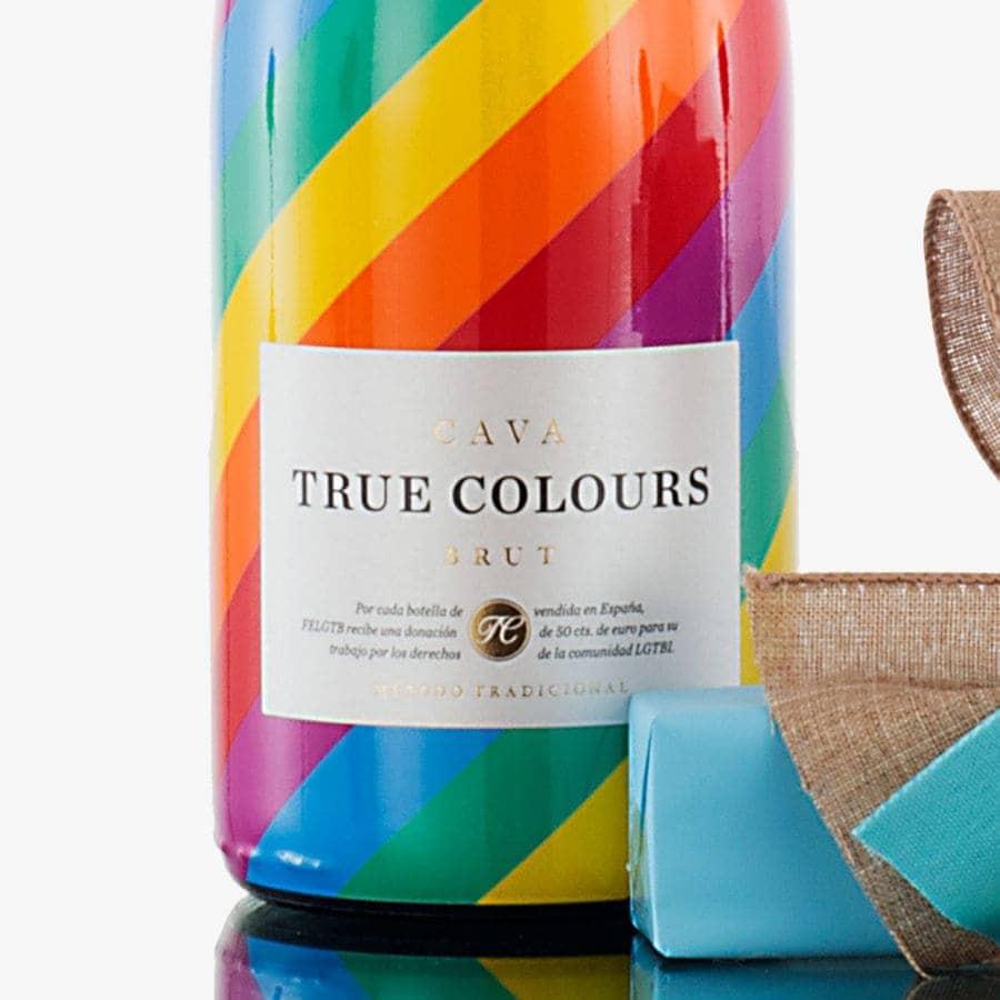 Regalo original True Colours