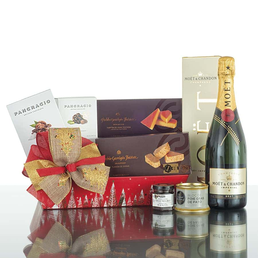 Regalo original Moet Chandon