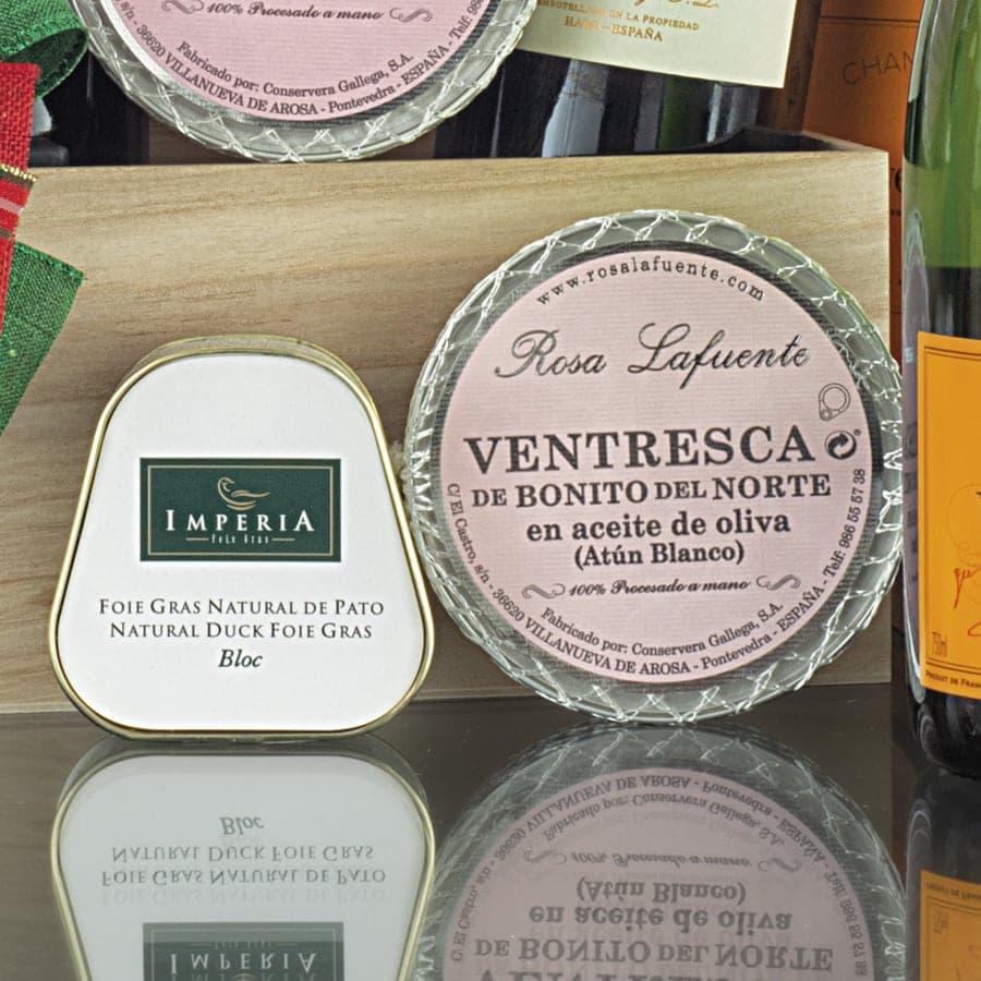 Regalo original Veuve Clicquot