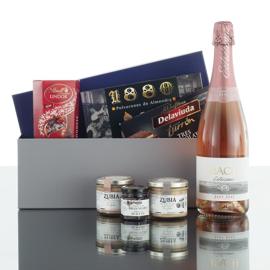 Caja gourmet 601
