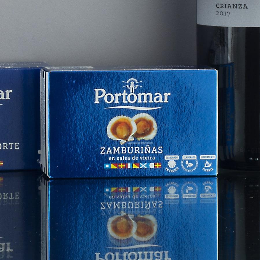 Caja gourmet 606