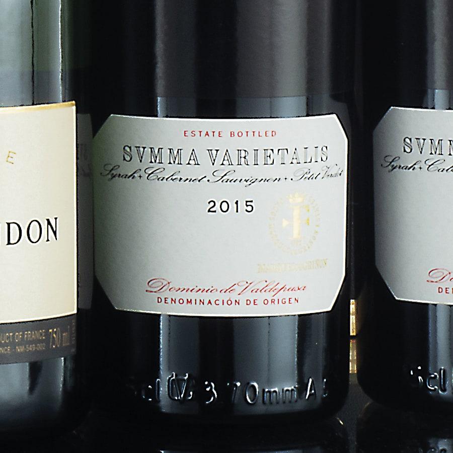 Caja de vinos madera 308